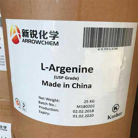 ال آرژنین بیس 25 کیلویی - پودر ال آرژنین فله - ال آرژنین چینی