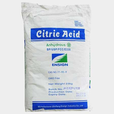 فروش اسید سیتریک خشک - فروش اسید سیتریک خوراکی - قیمت جوهر لیمو