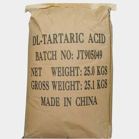 فروش اسید تارتاریک خوراکی - اسید تارتاریک (جوش ترش)