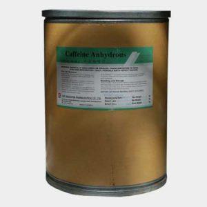 تهیه کافئین خالص - قیمت کافئین چینی - کافئین خشک - کافئین انهیدروز