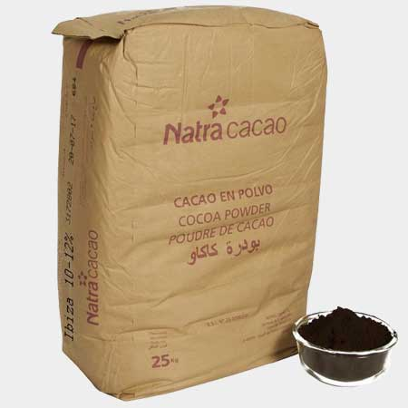 پودر کاکائو ناترا - فروش پودر کاکائو NATRA - پودر کاکائو اسپانیا - فروش پودر کاکائو ناترا
