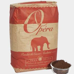 پودر کاکائو اپرا فرانسه - پودر کاکائو opera - فروش پودر کاکائو اپرا - خرید پودر کاکائو فله ای